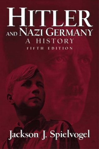 9780131898776: Hitler and Nazi Germany