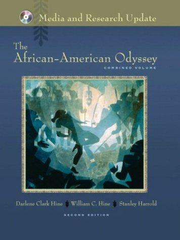 African American Odyssey Media Research Update, Combined: Darlene Clark Hine,