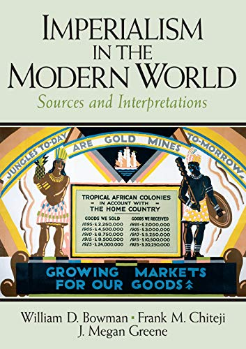 9780131899056: Imperialism in the Modern World: Sources and Interpretations