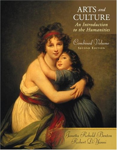 9780131899155: Arts and Culture, Combined Volume (2nd Edition)