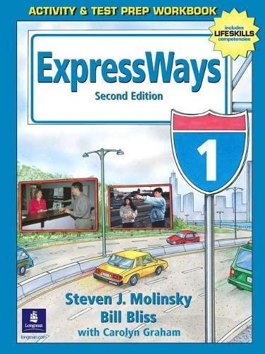 9780131899223: ExpressWays 1 Activity and Test Prep Workbook