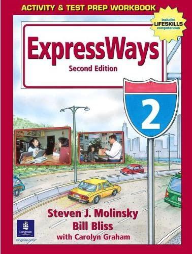 9780131899247: Expressways 2: Activity & Test Prep Workbook