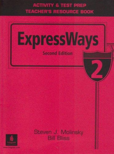 9780131899254: Expressways: Activity and Test Prep Teacher's Resource Book