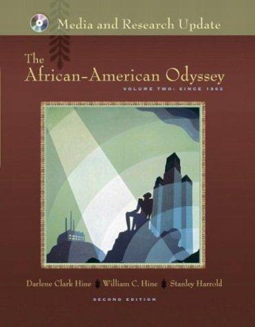 African-American Odyssey Media Research Update, Volume 2,: Darlene Clark Hine,