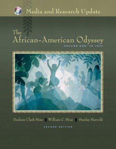 African-American Odyssey Media Research Update, Volume I,: Darlene Clark Hine,