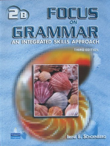 9780131899803: Focus on Grammar 2 Student Book B (without Audio CD): Split Student Book B