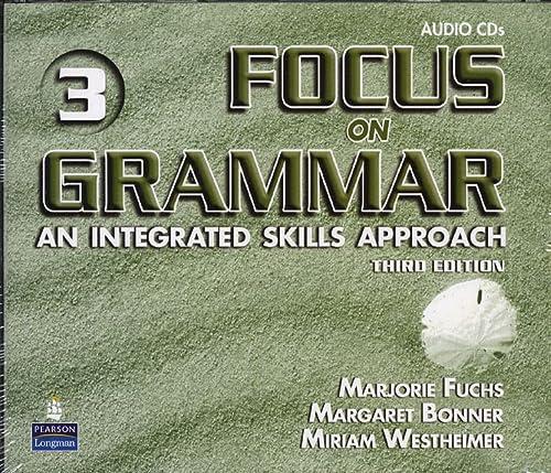 9780131899926: Focus on Grammar, No. 3: An Integrated Skills Approach, 3rd Edition