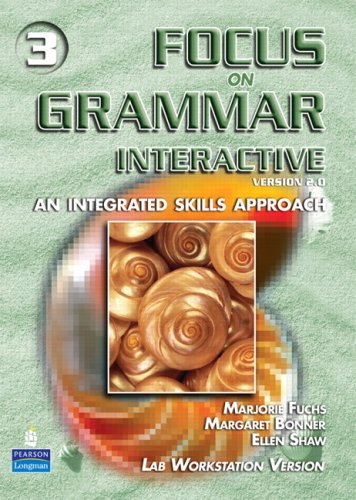 9780131900035: Focus on Grammar 3 Interactive CD-ROM (2nd Edition)
