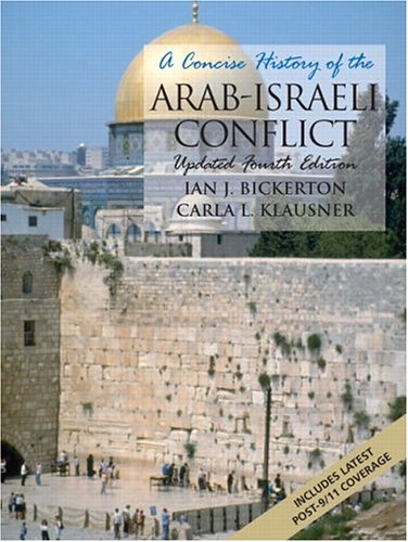 9780131900042: A Concise History of the Arab-Israeli Conflict, Updated: CourseSmart eTextbook