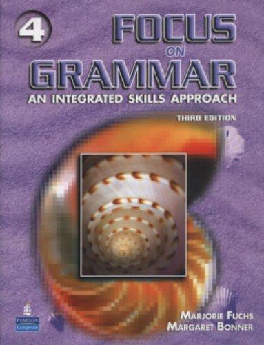 9780131900097: Focus on Grammar 4 Student Book + Audio Cd: Focus On Grammar Four