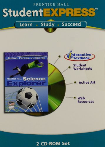 9780131900158: SCIENCE EXPLORER MOTION FORCES AND ENERGY ITEXT CDROM