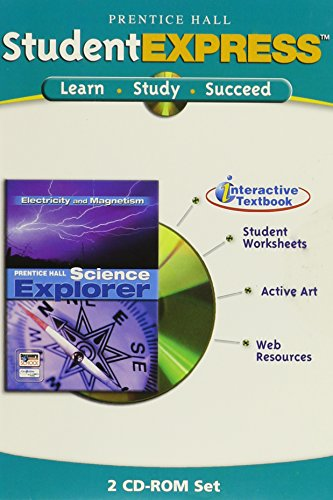 9780131900165: SCIENCE EXPLORER ELECTICITY AND MAGNETISM ITEXT CDROM
