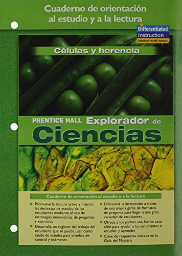 9780131900226: SCIENCE EXPLORER CELLS AND HEREDITY SPANISH GUIDED READING AND STUDY WORKBOOK 2005