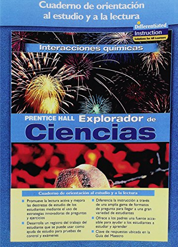 prentice hall science explorer chemical interactions guided reading rh abebooks com