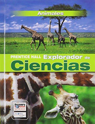 9780131900394: SCIENCE EXPLORER ANIMALS SPANISH STUDENT EDITION