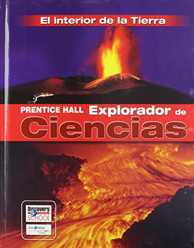 9780131900448: SCIENCE EXPLORER INSIDE EARTH SPANISH STUDENT EDITION