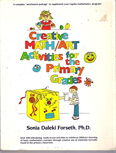 9780131901094: Creative Math-Art Activities for the Primary Grades