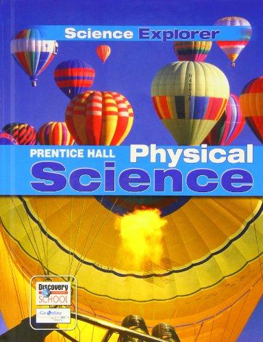 Prentice Hall Science Explorer: Physical Science: Hall, Prentice