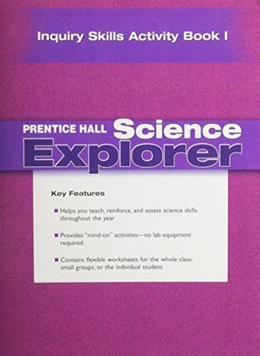 science explorer inquiry skills activity book i by prentice hall prentice hall 9780131901636. Black Bedroom Furniture Sets. Home Design Ideas