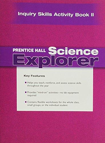 9780131901643: SCIENCE EXPLORER INQUIRY SKILLS ACTIVITY BOOK LEVEL II