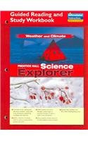 9780131901773: SCIENCE EXPLORER WEATHER AND CLIMATE GUIDED READING AND STUDY WORKBOOK 2005