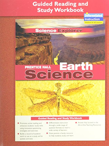 9780131901964: PRENTICE HALL SCIENCE EXPLORER EARTH SCIENCE GUIDED READING AND STUDY WORKBOOK 2005