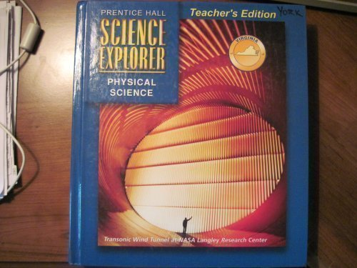 9780131902343: Physical Science (Science Explorer, Virginia)