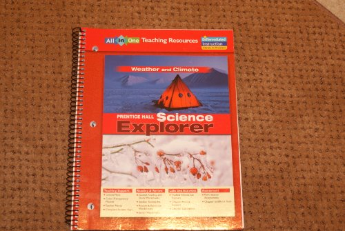 Weather and Climate (Prentice Hall Science Explorer): Education, Pearson