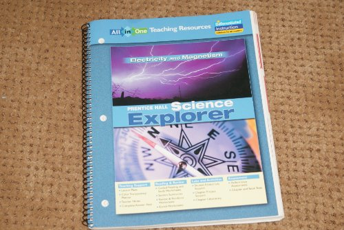 9780131902879: Electricity and Magnetism (Prentice Hall Science Explorer)