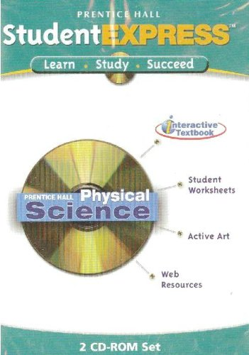9780131903241: StudentExpress Physical Science: Interactive Textbook on CD-ROM