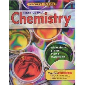9780131903579: Chemistry, Teacher's Edition