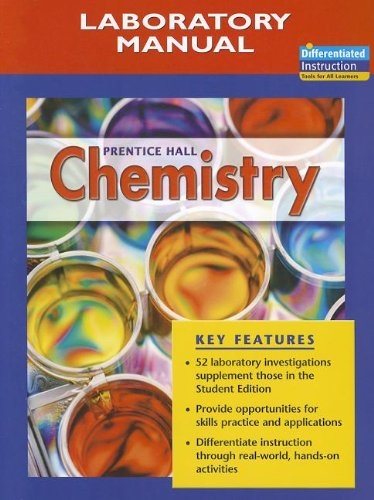 9780131903593: Chemistry (Laboratory Manual)