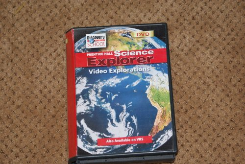 9780131903685: Discovery Channel School, Prentice Hall Science Explorer: Video Explorations