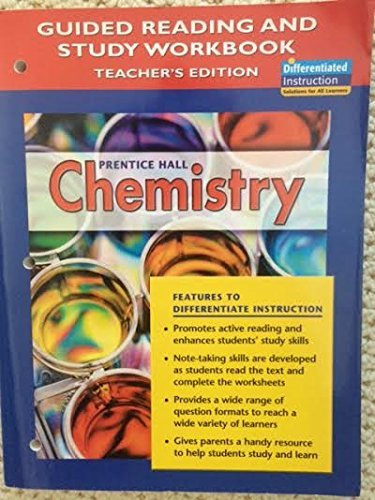 Chemistry - Guided Reading Teacher's Edition: Wilbraham, Anthony C.;