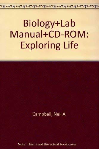 9780131904286: Biology+Lab Manual+CD-ROM: Exploring Life