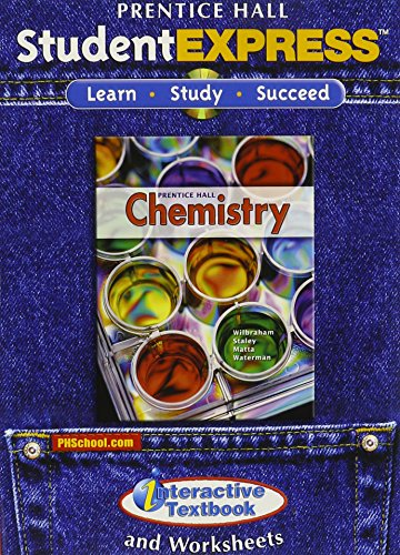 Student Express for Prentice Hall Chemistry (Interactive Textbook plus ChemASAP): HALL, PRENTICE