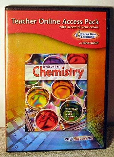 9780131904460: Chemistry : Teacher Online Access Pack