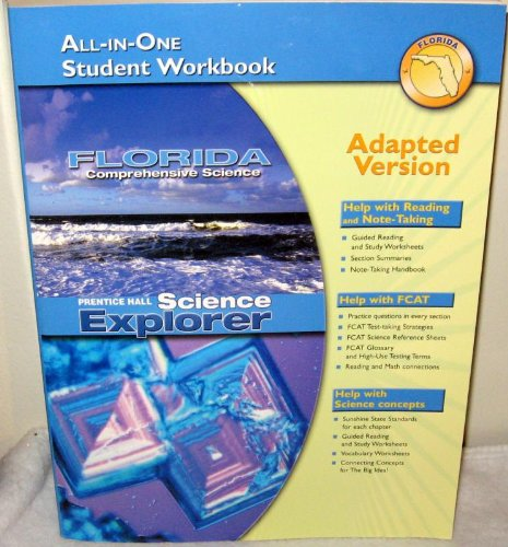9780131905115: All in One Student Workbook - Adapted Version (Prentice Hall Science Explorer, Grade 8)