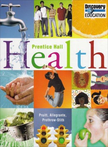 Health, Student Edition: PRENTICE HALL