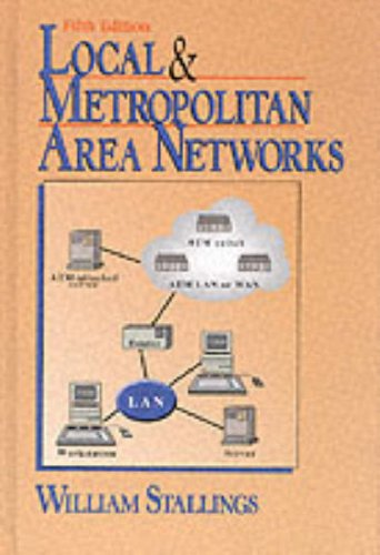 9780131907379: Local and Metropolitan Area Networks