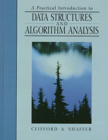 9780131907522: A Practical Introduction to Data Structures and Algorithm Analysis