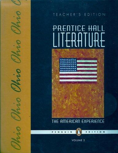 Prentice Hall Literature American Experience Ohio: Power, Susan