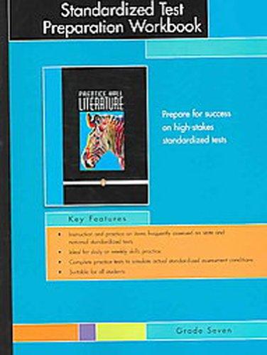 9780131907966: PRENTICE HALL LITERATURE PENGUIN EDITION STANDARDIZED TEST PREPARATION WORKBOOK GRADE 07 2007C