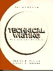 9780131908109: Technical Writing: Process and Product