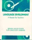 9780131910324: Language Development: A Reader for Teachers