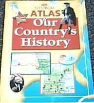 9780131910836: Nystrom Atlas of Our Country's History. (Paperback)