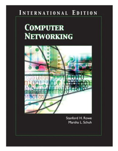 9780131911260: Computer Networking