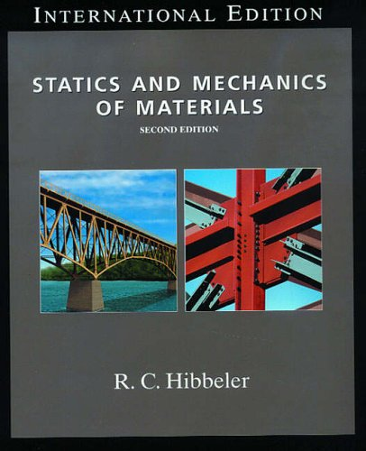 9780131911604: Statics and Mechanics of Materials: International Edition