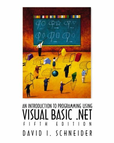 9780131911741: An Introduction to Programming with Visual Basic.NET