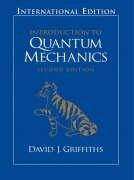 Introduction to Quantum Mechanics: International Edition (Pie): Griffiths, David J.